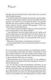 Mein lieber Träumer - Asaro Verlag