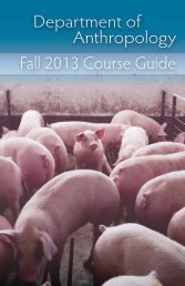 Fall 2013 - Tufts University