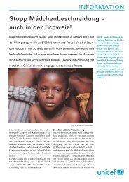 UNICEF_FS_Mädchenbeschneidung Schweiz_2011 1