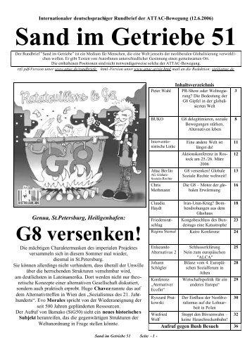 SiG51 als PDF - Attac Berlin