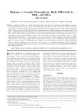 Biglycan, a Vascular Proteoglycan, Binds Differently to HDL2 and ... - Page 2