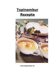 Topinambur Rezepte