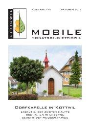 dorfkapelle in kottwil