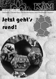 Jetzt geht's rund! - VCP-Bayern