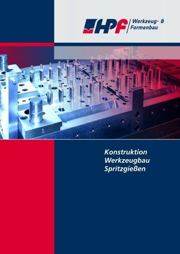 Konstruktion Werkzeugbau Spritzgießen - Werkzeug- und ...
