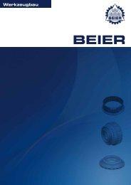Werkzeugbau deutsch - Paul Beier GmbH & Co. KG