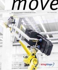 move Nr. 5, Januar 2013 (als .pdf-Datei) - ElringKlinger AG