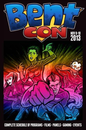 Bent-Con 2013 Booklet FINAL