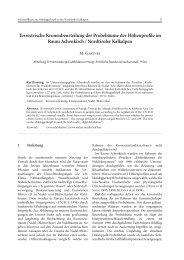 Terrestrische Kronenbeurteilung der Probebäume der ... - BFW