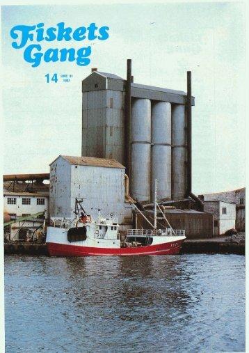 Fiskets Gang. Nr. 14-1981. 67. årgang