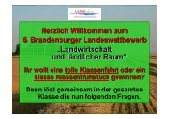 Frage - Bildungsserver Berlin - Brandenburg