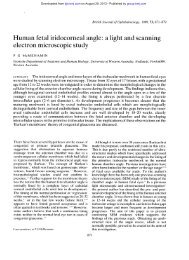 View - British Journal of Ophthalmology