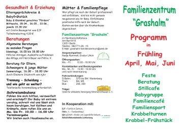 """Familienzentrum """"Grashalm"""""""