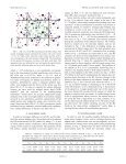 Fast isotropic adatom diffusion on Ge(105) dot facets - APS Link ... - Page 2