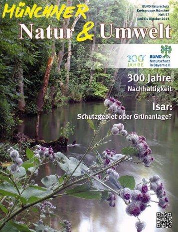 Münchner Natur und Umwelt - Bund Naturschutz in Bayern e.V. ...