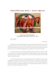Galería TEXU/ Pons Heres | Secret Empires - Boek861