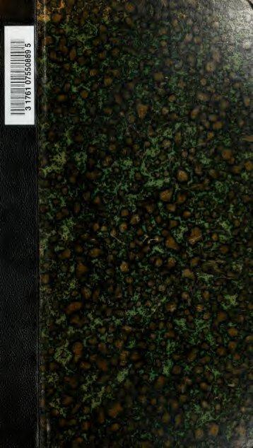 Handbuch der chemischen Technologie; unter Mitwirkung von ...