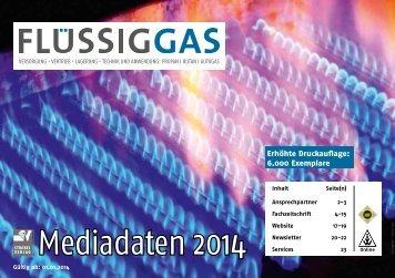 Mediadaten 2014 - Strobel-Verlag