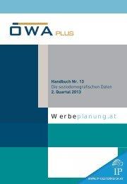 Handbuch ÖWA Plus 2013-II (Werbeplanung.at)