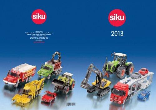 Siku 6708 T/él/écommande Rc Mod/èle /À L/échelle V/éhicule Miniature