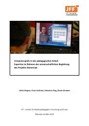 Download der Expertise als PDF - JFF