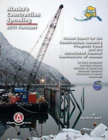 Alaska's Construction Spending - Institute of Social and Economic ...