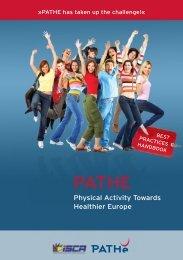 PATHE handbook (PDF, 5.12 MB) - ISCA