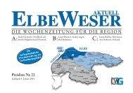 Mediadaten 2014 - Elbe-Weser aktuell