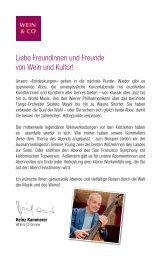 Das Programm als PDF - Wein & Co