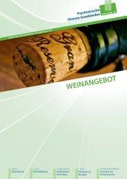 Weinkarte (PDF) - PDGR