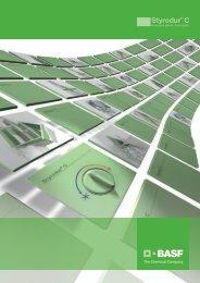 Styrodur C - XPS - Europe's green insulation - Brochure French - BASF