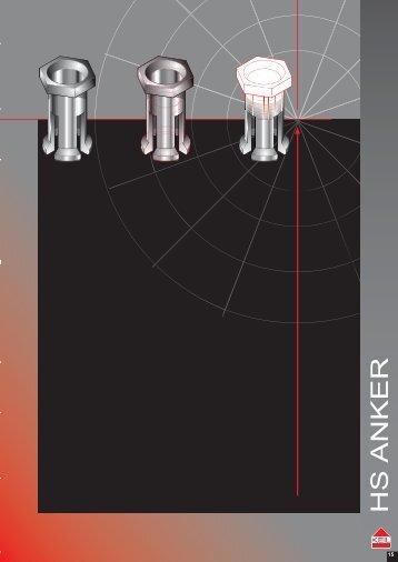 HS ANKER - KEIL