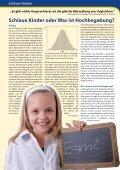 Titelthema: Schlaue Kinder - Landknirpse - Seite 6