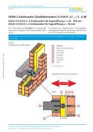 Technische Dokumentation - HBT-ISOL AG