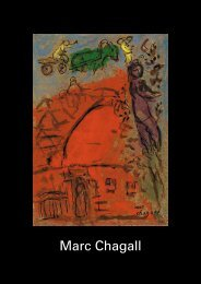 Marc Chagall (1887 - 1985) - Galerie Boisseree