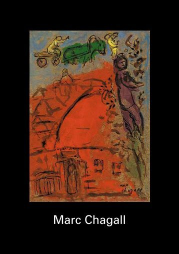 Marc Chagall (1887 - 1985) - Galerie Boisseree