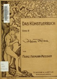 Hans Thoma - booksnow.scholarsportal.info