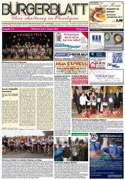 Ihre Zeitung in Rodgau - Bürgerblatt Rodgau
