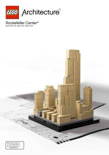 Rockefeller Center® - Lego