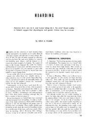 HOARDING - Caltech