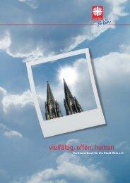 Imagebroschüre - Erzbistum Köln