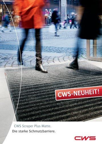 CWS Scraper Plus Matte - CWS-boco