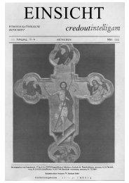 12. Jahrgang, Heft 6 (März 1983) - CatholicaPedia
