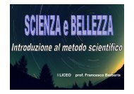 I LICEO prof. Francesco Barberis - Istituto Sant'Anna