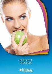 2013-2014 CATALOGUE - Itena clinical France