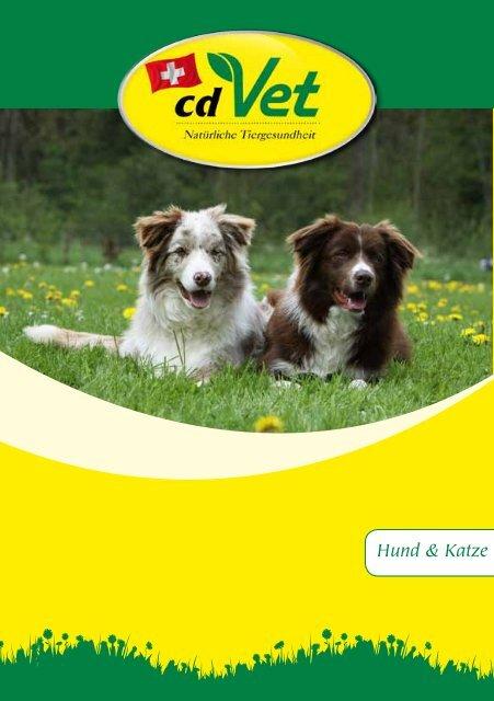 Hund & Katze - cdVet Naturprodukte GmbH