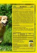 Hund & Katze - cdVet Naturprodukte GmbH - Seite 5