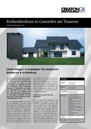 Einfamilienhaus in Gmunden am Traunsee