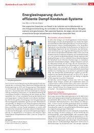Artikel lesen - MGT Sonderdruck aus Heft 3 / 2013