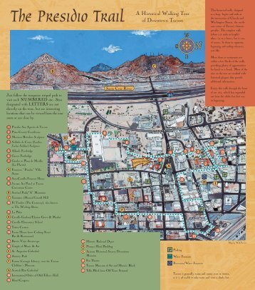 The Presidio Trail A Historical Walking Tour of ... - City of Tucson